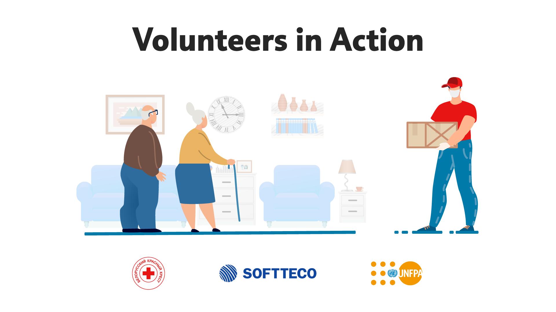 UNFPA Volunteers-in-Action